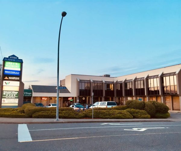 Central Abbotsford Lease Space Available