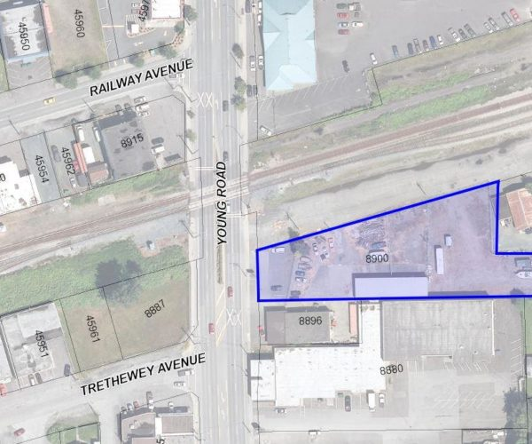 Chilliwack Light Industrial Zoned Land For Sale