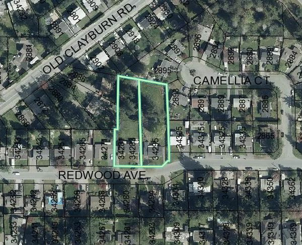 Abbotsford Prime Location Development Land For Sale