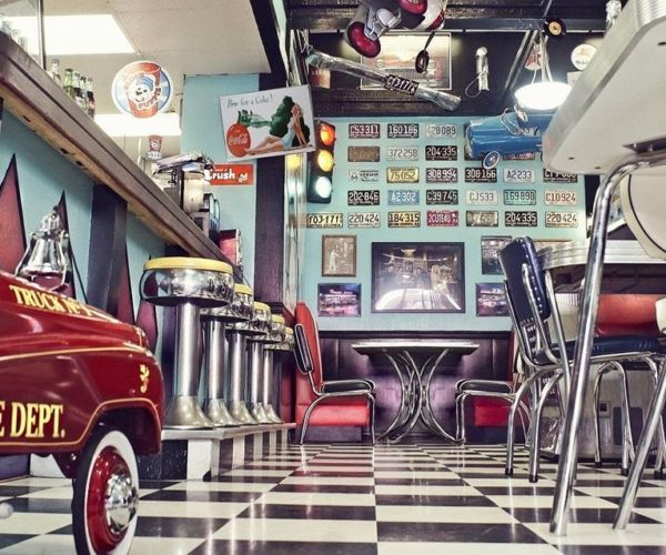 Johnny's Jukebox Diner Business