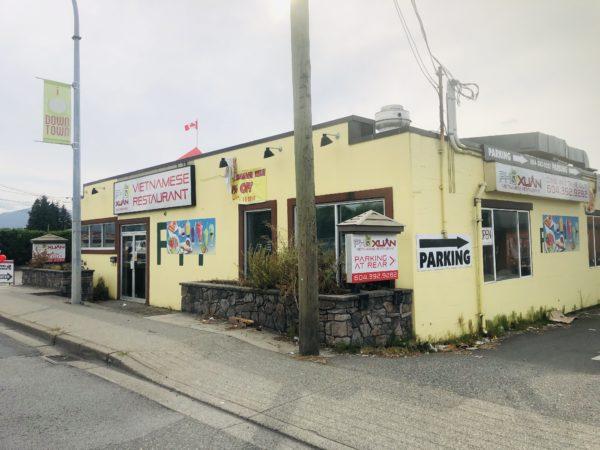 Commercial/Restaurant Building For Sale