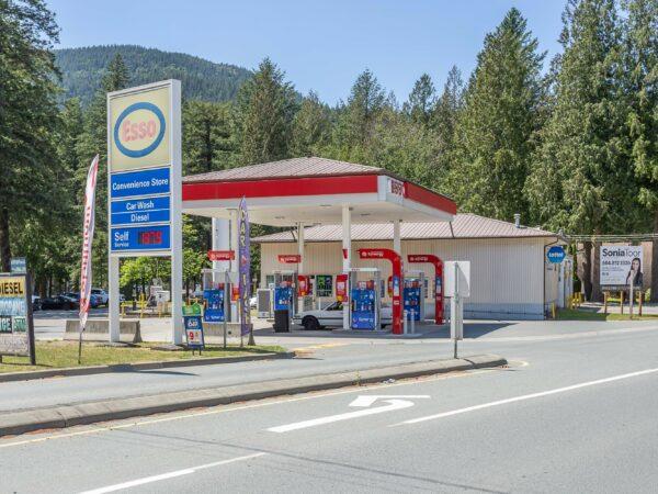 Cultus Lake ESSO Business For Sale
