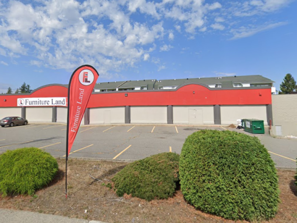 Retail Space For Lease Central Abbotsford
